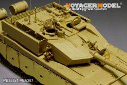 画像2: VoyagerModel [PE35821]中国 ZTZ99A 主力戦車 エッチング基本セット(パンダホビーPH35018用)
