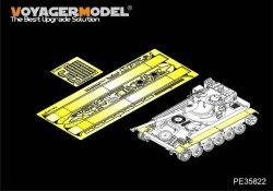 画像1: VoyagerModel [PE35822]1/35現用仏 AMX-13/75 軽戦車 フェンダーセット(タコム2036/2038用)