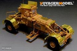 画像5: VoyagerModel [PE35826]1/35 現用米 ハスキーMk.III 地雷探知機搭載車 エッチングセット(AFVクラブ AF35347用)