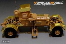 画像4: VoyagerModel [PE35826]1/35 現用米 ハスキーMk.III 地雷探知機搭載車 エッチングセット(AFVクラブ AF35347用)
