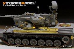 画像2: VoyagerModel [PE35840]1/35 現用独 ゲパルトA1 自走対空砲 エッチング基本セット(タコム2044用)