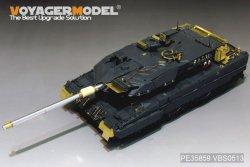 画像2: VoyagerModel [PE35859]1/35 現用独 レオパルト2A7 エッチング基本セット(モンモデル TS-027)