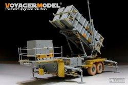 画像2: VoyagerModel [PE35866]1/35 現用米 MIM-104C パトリオット1 ミサイルランチャー エッチング基本セット(DML3558用)