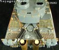 VoyagerModel [PE35062] 1/35 WWII独 ティーガーI初期型 エッチングセット(タミヤ35275用)