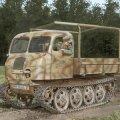 サイバーホビー[CH6691] 1/35 WW.II ドイツ軍 RSO/01 汎用トラクター