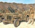 サイバーホビー[CH6724]1/35 WW.II イギリス陸軍 SAS 1/4トン 4x4 小型軍用車輌