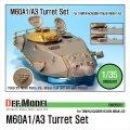 DEF.MODEL[DM35001]M60A1/A3 ターレットセット(タミヤ/アカデミー/イタレリ用)