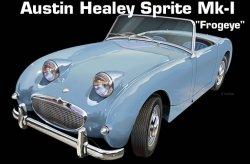 """画像1: SWASH DESIGN[HC-3205]Austin Healey Sprite Mk-I """"Frogeye"""""""