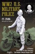 SWASH DESIGN[FT-3506]WW2 U.S.Military Police (1/35)