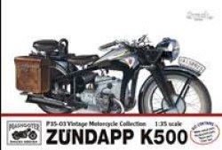 画像1: SWASH DESIGN[P35-03]ZUNDAPP K500
