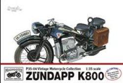 画像1: SWASH DESIGN[P35-04]ZUNDAPP K800