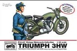 画像1: SWASH DESIGN[P35-07]TRIUMPH 3HW(matchless-fork)