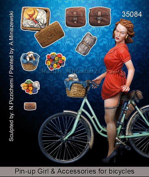 自転車の 自転車 ミニチュア 販売 : 画像1: マンティス・ミニチュア ...