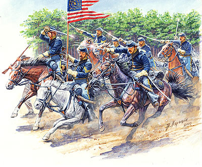 the role of the pennsylvania calvary in the american civil war History of the third pennsylvania cavalry, sixtieth regiment pennsylvania  volunteers, in the american civil war, 1861-1865 (philadelphia:.