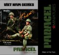 Paracel Miniatures[VN1015]1/35 北ベトナム軍 戦車跨乗兵セット1(A+B)(2体セット)