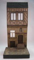 Reality in Scale[RIS35132]木骨造家屋と街路