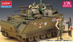 """画像1: アカデミー[AM13266] 1/35 M113A1装甲兵員輸送車 """"ベトナム"""""""