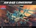 アカデミー[AM12268]1/48 AH-64D アパッチロングボウ