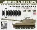 AFV  Club[FV35S23]M108&109自走砲用可動式履帯