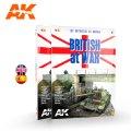AKインタラクティブ書籍[AK130001]書籍ブリティッシュ・アット・ウォー