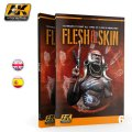 AKインタラクティブ[AK241]書籍フレッシュ&スキン塗装法〜ラーニングシリーズ6