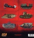 AKインタラクティブ[AK273]書籍 WW1 ファーストメカナイズドウォー