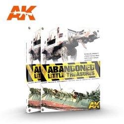 画像1: AKインタラクティブ[AK287]書籍アバンダンド・リトル・トレジャーズ
