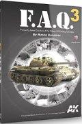 AKインタラクティブ[AK288]書籍 FAQ3 現用AFVモデリング