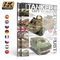 AKインタラクティブ[AK4810]書籍 タンカーテクニックマガジン01