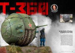 画像2: AKインタラクティブ[AK4835]書籍 タンカーテクニックマガジン09 魔改造兵器特集