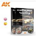 AKインタラクティブ[AK510]書籍エクストリームリアリティ3 クルマのウェザリングと情景製作