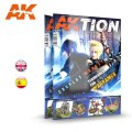 AKインタラクティブ[AK6303]書籍 アクションウォーゲームマガジン第2号