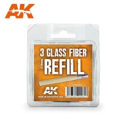 画像1: AKインタラクティブ[AK8065]グラスファイバーリフィル