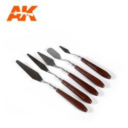 画像1: AKインタラクティブ[AK09051]モデリングスパチュラセット