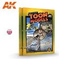 AKインタラクティブ[AK911]書籍 トゥーンモデルの作り方チュートリアル