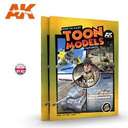 画像1: AKインタラクティブ[AK911]書籍トゥーンモデルの作り方チュートリアル