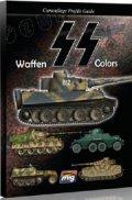 AMMO書籍[AMIG6001]武装親衛隊車両塗装ガイド