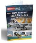 AMMO書籍[AMIG6509]書籍現用アメリカ航空機グレージェットソリューションブック
