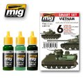 AMMO[AMIG7135]ベトナム戦争塗装色セット