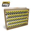AMMO[AMIG8005] 17mlボトル用塗料棚