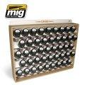 AMMO[AMIG8006] 35mlボトル用塗料棚