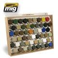 AMMO[AMIG8014] 日本メーカー用塗料棚