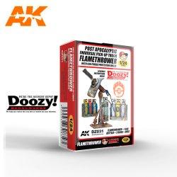 画像1: Doozy[DZ031]フェンダーシールド付き火炎放射器