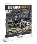 AMMO書籍[EURO0029]書籍ダイオラマプロジェクト1.2 WW2フィギュア