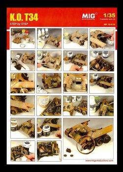 画像3: MIG[MP35-018]破壊されたT-34戦車