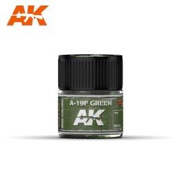 画像1: AKインタラクティブ[RC312]A-19F グラスグリーン