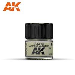 画像1: AKインタラクティブ[RC322]RLM 76 後期バリエーション