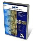 AKインタラクティブ[VAL 75000]DVD AFVアクリル塗装テクニック