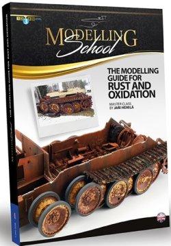 画像1: AMMO書籍[AMIG6098]モデリングスクール:模型製作におけるサビおよび酸化表現