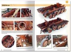 画像2: AMMO書籍[AMIG6098]モデリングスクール:模型製作におけるサビおよび酸化表現